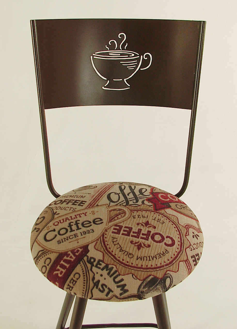 Coffee Fabric Java Cafe Theme