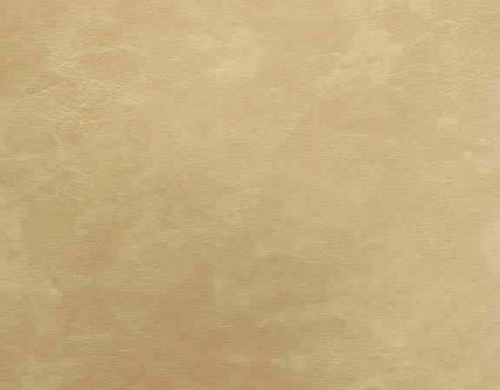 Buckskin natural tan faux leather