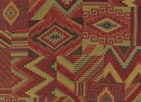 Navajo Southwestern Fabric Native American Blanket
