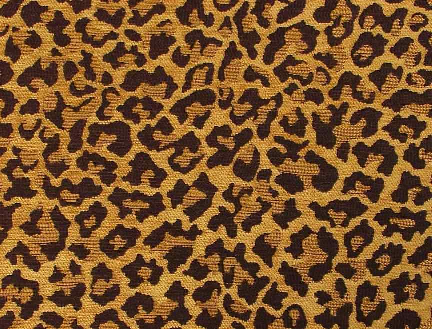 Leopard fabric wholesale for Patterned material fabric