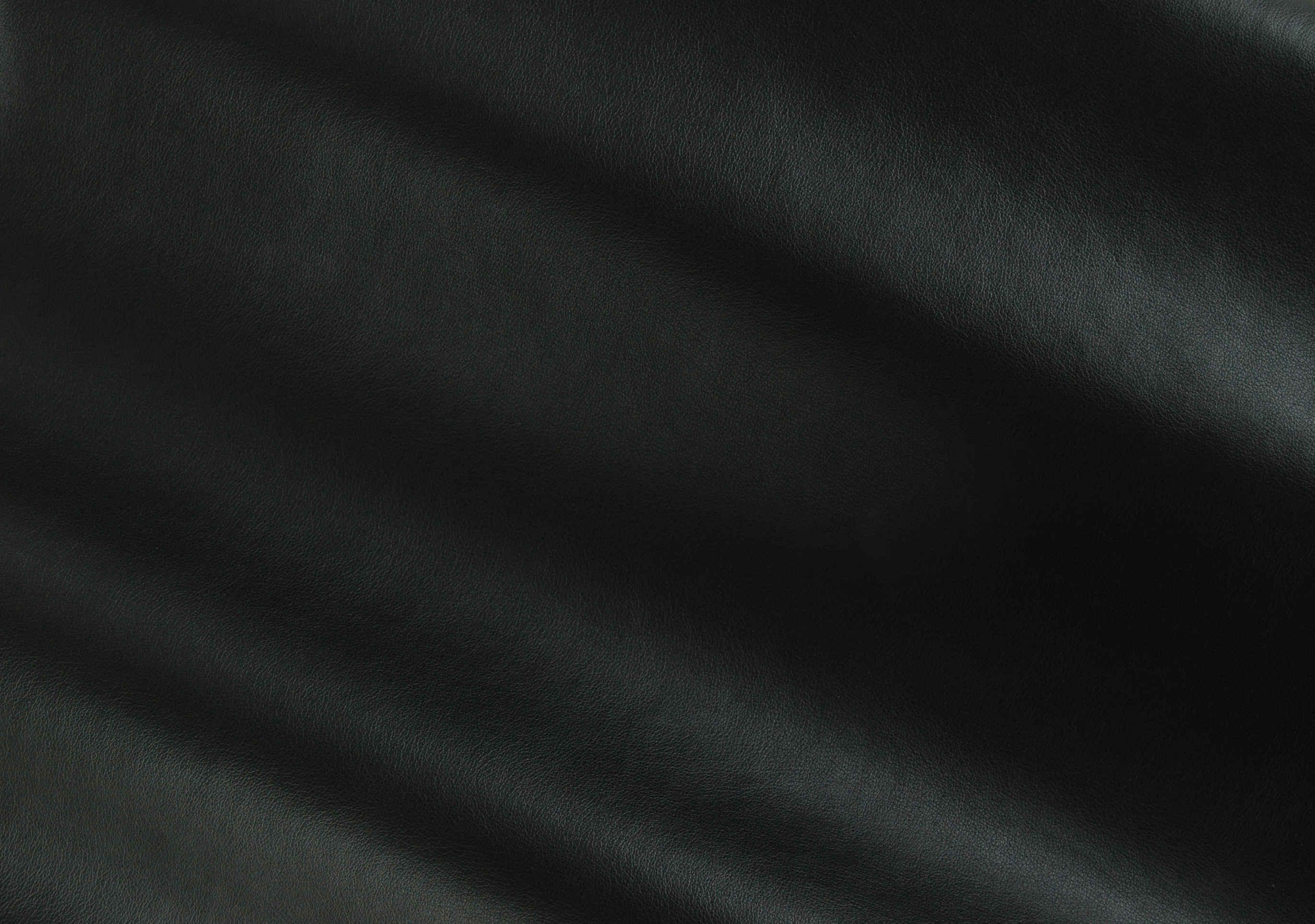 Black Vinyl Fabric Fine Waterproof Leather Match